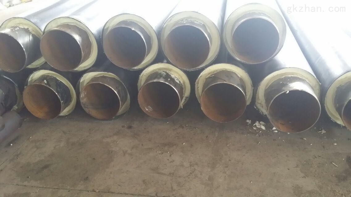 东营钢套钢直埋保温管、预制直埋蒸汽管道