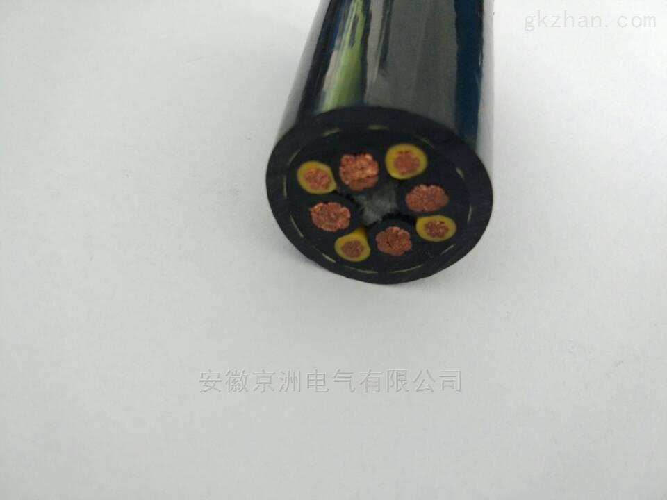 PUR双绞屏蔽聚氨酯拖链电缆