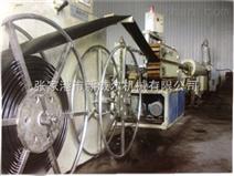 張家港PE灌溉軟管生產線