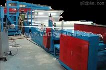 东莞珀玛塑料三层流延膜生产线
