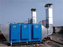 噴漆全自動伸縮房 廢氣處理光氧催化一體機