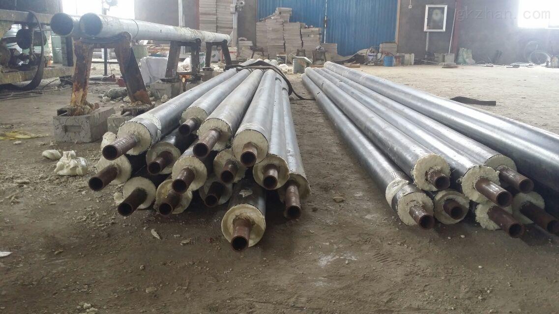 苏州聚氨酯钢套钢蒸汽直埋保温管生厂厂家