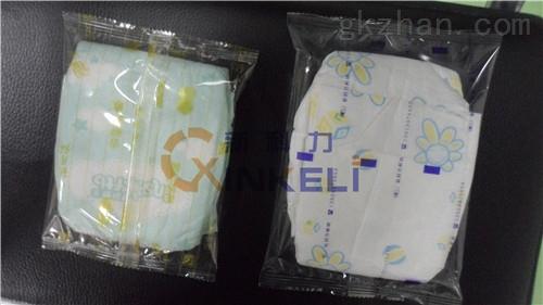 佛山卫生巾包装机/一片装包装机