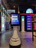 新零售京東展廳迎賓講解機器人