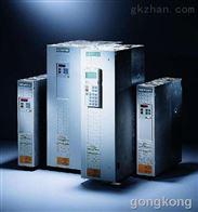 西门子6SE70变频器送电报警F002过电压