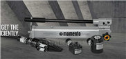 瑞典Momento冲击套筒和配件/Momento 5-55