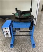 30公斤转盘法兰 焊接旋转台 焊接变位器
