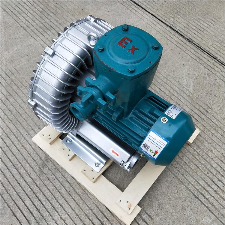 2HB943-HH37-20KW气体输送高压鼓风机选型