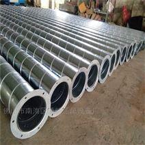 南庄镀锌管道生产厂家专业工业通风管