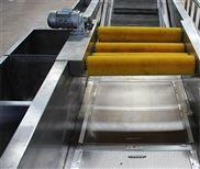 全自动蔬菜清洗机-全自动根茎蔬菜清洗机-汽浴毛刷清洗机