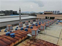 家具厂环保空调通风降温工程