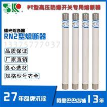 PT RN2-10KV/0.5A高压防爆陶瓷熔断器20*185