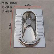 环保厕所用不锈钢蹲便器 工程用水冲厕具