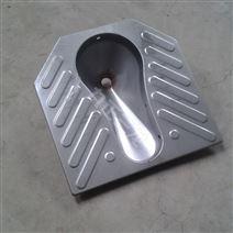 高铁自吸便不锈钢蹲便器 负压式集便器