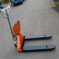 YCS-2T唐山1吨电子叉车磅,2T电子地牛秤