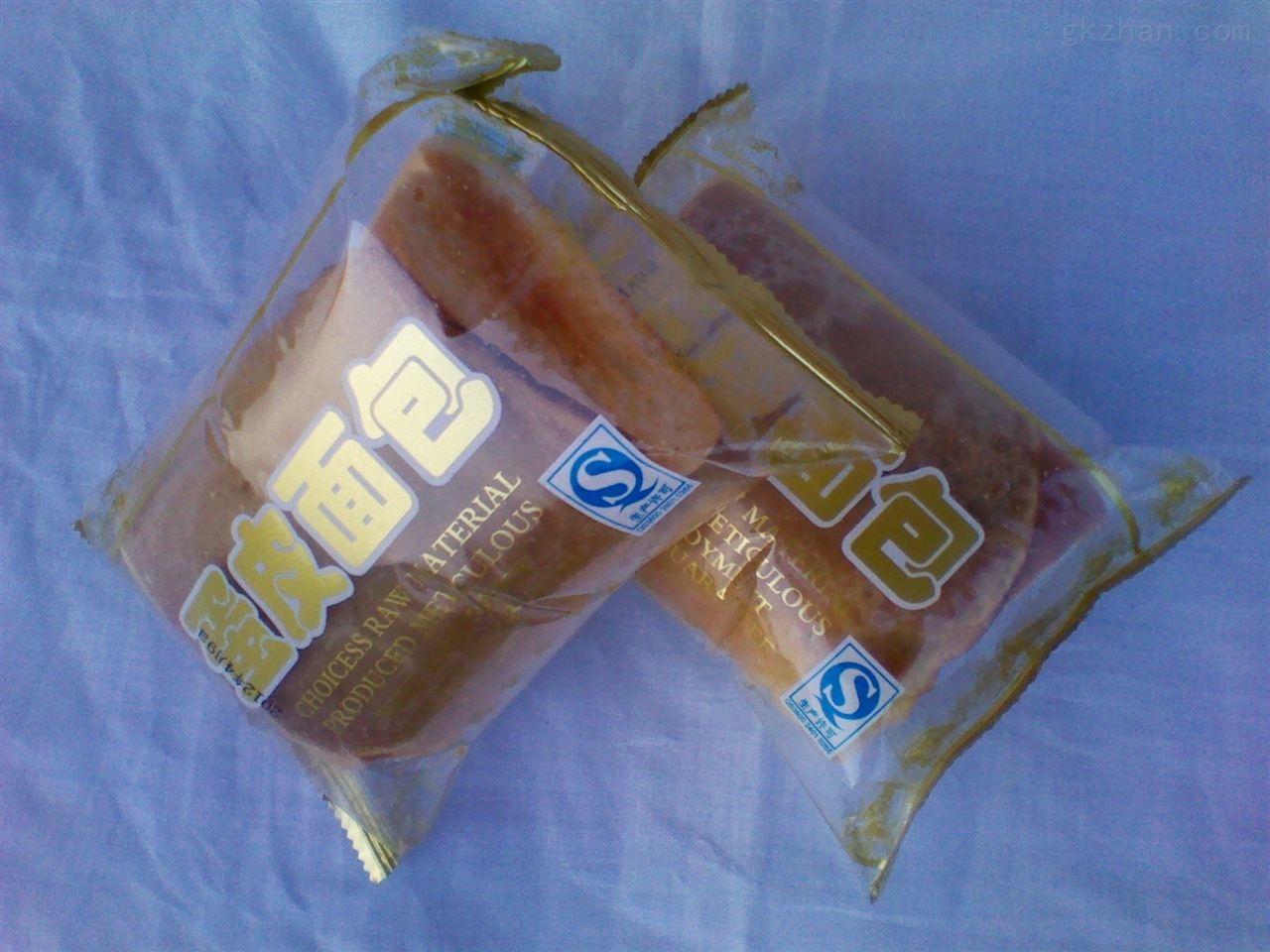 蛋糕充气包装机/面包充气包装机