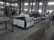供应PVC木塑长城板设备 PVC塑料扣板生产线