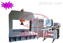 龙门式微机控制再生树脂模压井盖压力试验机