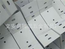 辽宁梯级式铝合金电缆桥架厂家经验丰富腾凯