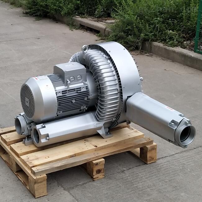 雕刻机专用2.2KW侧风道高压鼓风机