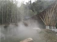 深圳羊台山森林公园雾森景观工程