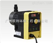 电磁隔膜式计量泵