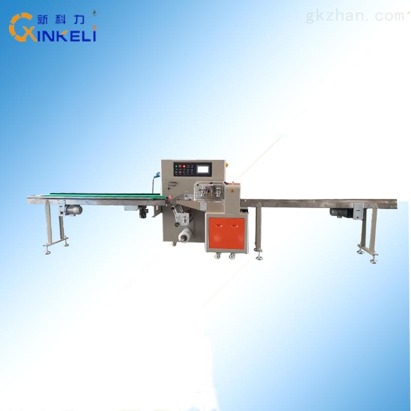 工业管材铝型材枕式包装机