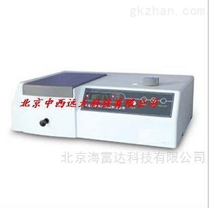 紫外可见分光光度计(中西器材)现货
