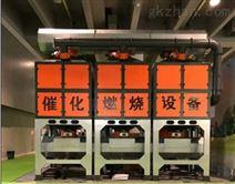 催化燃燒設備圖紙