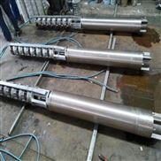天津不锈钢深井泵  扬水管潜水泵