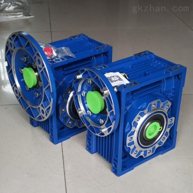直销三凯RV075蜗轮蜗杆减速机