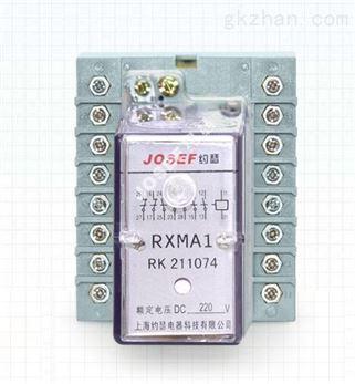 RXMA1 RK 211 052中间继电器