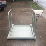 碳钢电子轮椅称300KG轮椅秤透析体重称