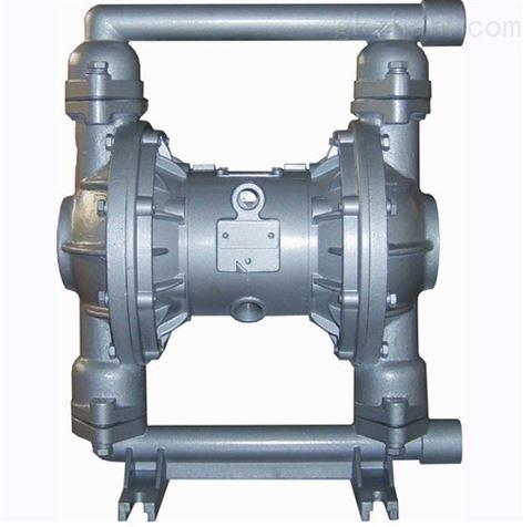 QBK第三代气动隔膜泵