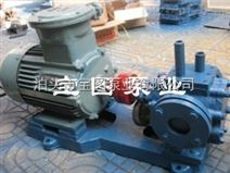 BW不锈钢保温齿轮泵生产厂家及专业选型找泊头宝图泵业