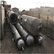 二手3噸三效降膜蒸發器安裝