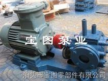BW不锈钢保温齿轮泵出现故障如何快速解决--泊头宝图