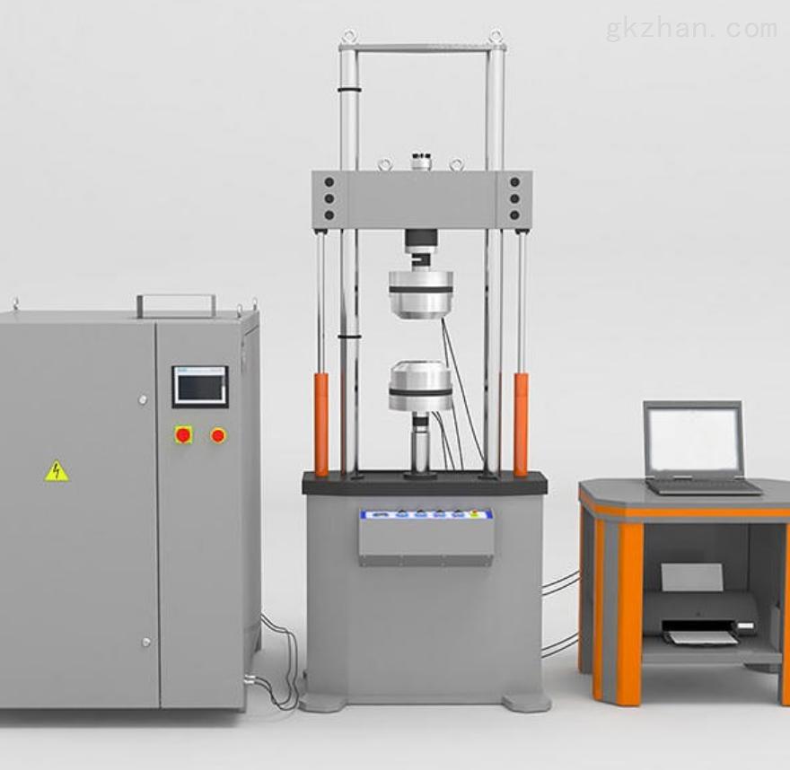 100kN电液伺服动静万能试验机