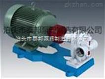 各零件的硬度高温高压(4.0MPa)整体碳钢齿轮式渣油泵