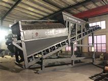 2019全自动筛沙机厂家80型圆筒式沙石分离机
