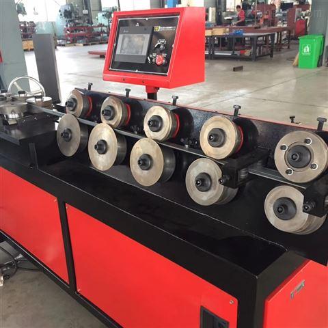 带钢专用成型机法兰油压冲孔机设备