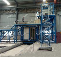 歐亞德半自動復合輕質墻板生產線 墻網機械