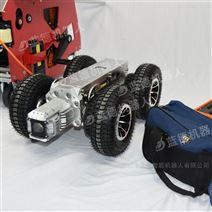 蓝德cctv管道爬行机器人,360度*检测