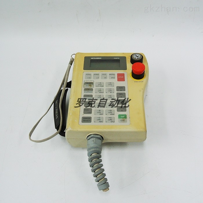 日本三菱R28TB-S03機器人示教器