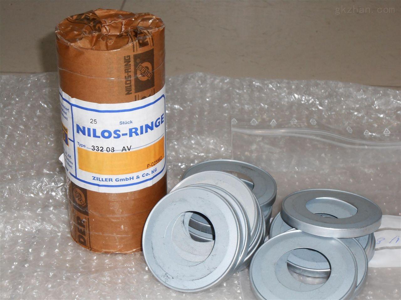 NILOS-RING軸承/密封16032JV特點