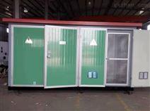 ZBW-12/0.4-630KVA箱式变电站配置要求