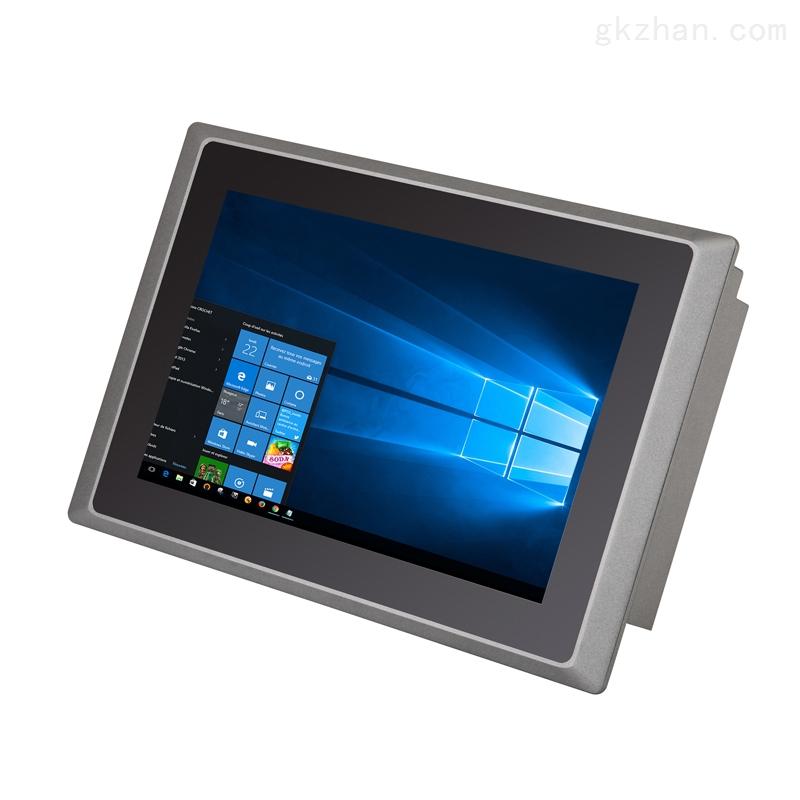 双网口无风扇工业10寸电阻式触控平板电脑