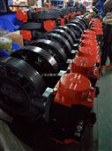 气动UPVC蝶阀 轻巧型阀门 多用于大型水处理系统