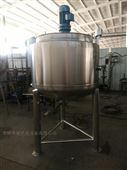 酒泉不锈钢双层加热搅拌罐厂家直销