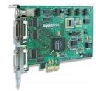双Base 单PCI E×1扩展插槽图像采集卡